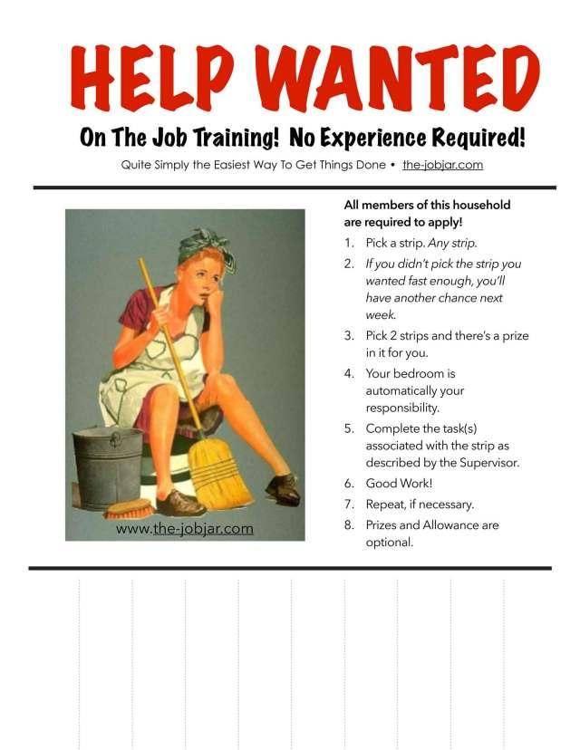 job-jar