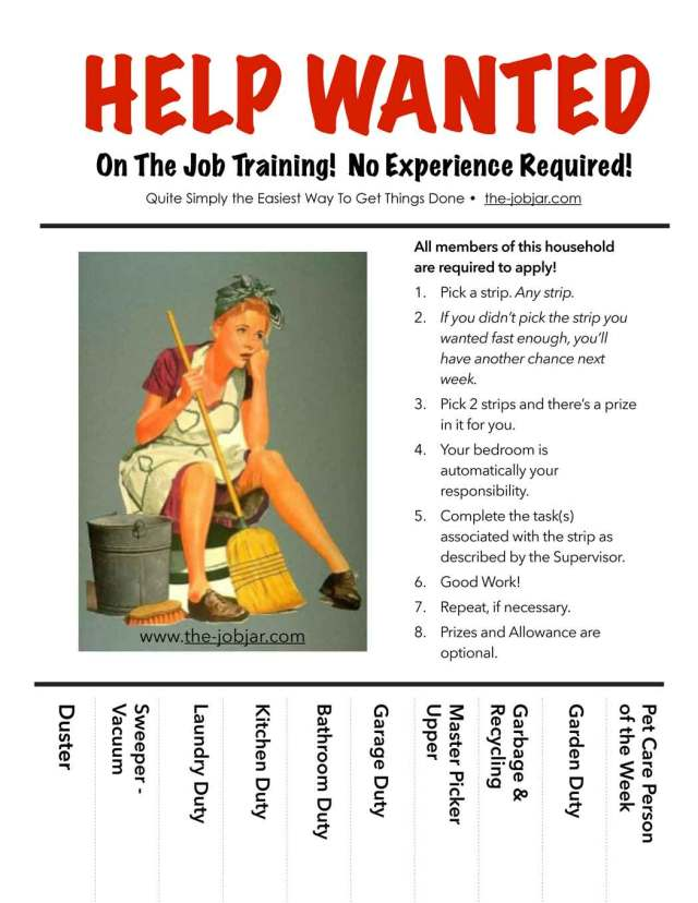 the job jar
